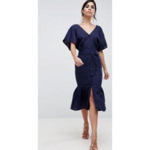 ASOS Dresses - ASOS button through dress
